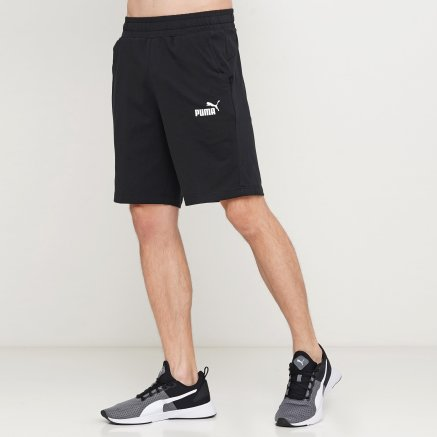 Шорти Puma Essentials Jersey Shorts - 115376, фото 1 - інтернет-магазин MEGASPORT
