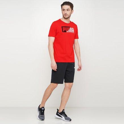 Шорти Puma Essentials Jersey Shorts - 115376, фото 2 - інтернет-магазин MEGASPORT
