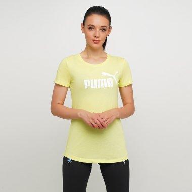 Футболки puma Essentials+ Heather Tee - 123320, фото 1 - інтернет-магазин MEGASPORT