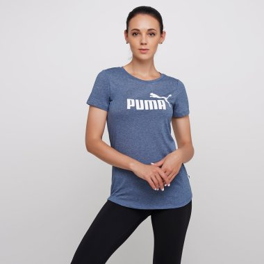 Футболки puma Essentials Heather Tee - 124611, фото 1 - интернет-магазин MEGASPORT