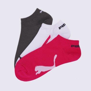 Шкарпетки puma Lifestyle Sneakers 3p - 12990, фото 1 - інтернет-магазин MEGASPORT