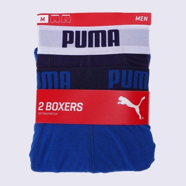 Нижнее белье Puma Basic Boxer 2p - 95560, фото 1 - интернет-магазин MEGASPORT