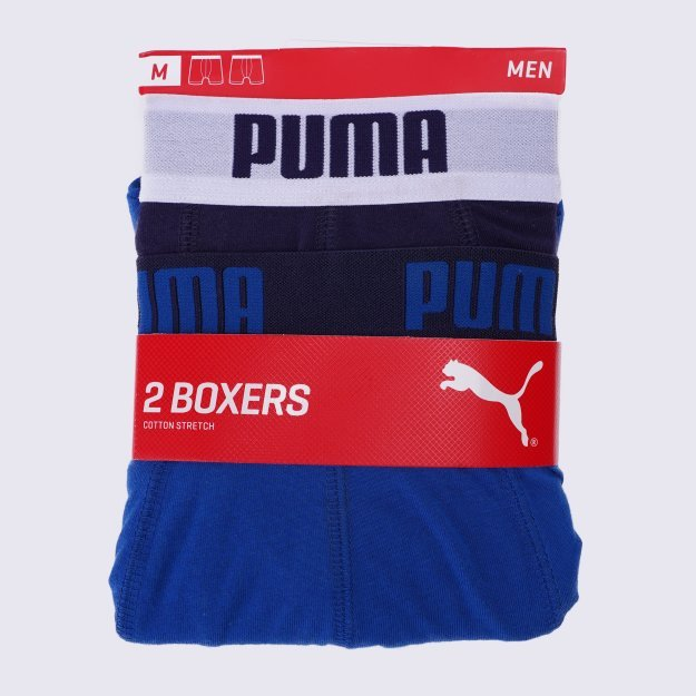 Нижня білизна Puma Basic Boxer 2p - MEGASPORT
