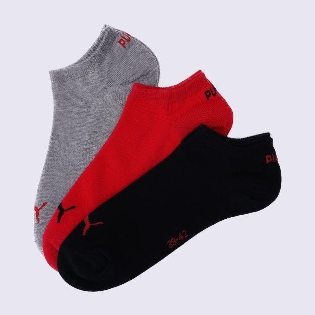 Шкарпетки Puma Unisex Sneaker Plain 3p - MEGASPORT