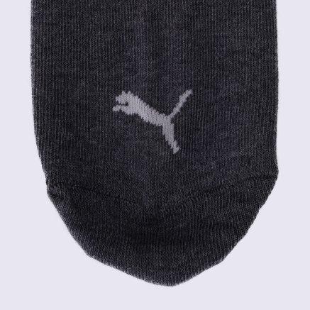 Носки Puma Unisex Sneaker Plain 3p - 106071, фото 2 - интернет-магазин MEGASPORT