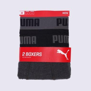 Нижнее белье puma Basic Boxer 2p - 123325, фото 1 - интернет-магазин MEGASPORT