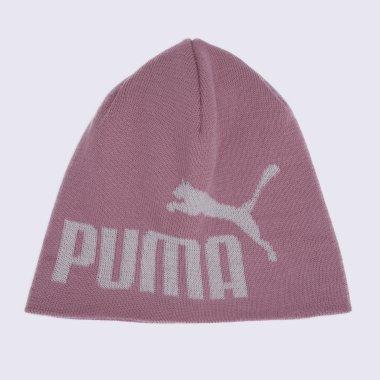 Шапки puma Ess Logo Beanie - 125905, фото 1 - інтернет-магазин MEGASPORT