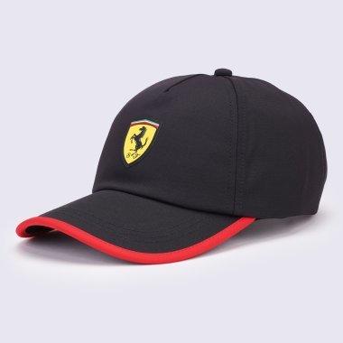 Кепки и Панамы puma Ferrari Race Bb Cap - 125917, фото 1 - интернет-магазин MEGASPORT
