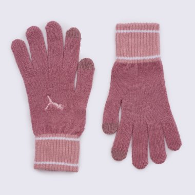 Перчатки puma Knit Gloves - 127142, фото 1 - интернет-магазин MEGASPORT