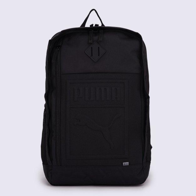 Рюкзак Puma S Backpack - 111633, фото 1 - інтернет-магазин MEGASPORT