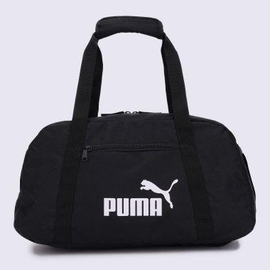 Сумки puma Phase Sports Bag - 118312, фото 1 - интернет-магазин MEGASPORT