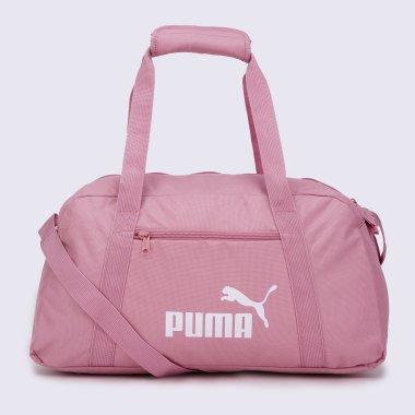 Сумки puma Phase Sports Bag - 125398, фото 1 - інтернет-магазин MEGASPORT