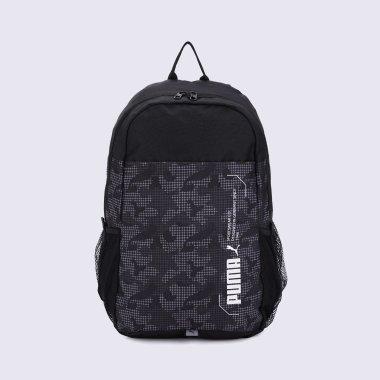Рюкзаки puma Style Backpack - 125400, фото 1 - интернет-магазин MEGASPORT