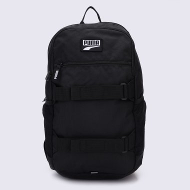 Рюкзаки puma Deck Backpack - 125944, фото 1 - інтернет-магазин MEGASPORT