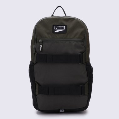 Рюкзаки puma Deck Backpack - 125945, фото 1 - інтернет-магазин MEGASPORT