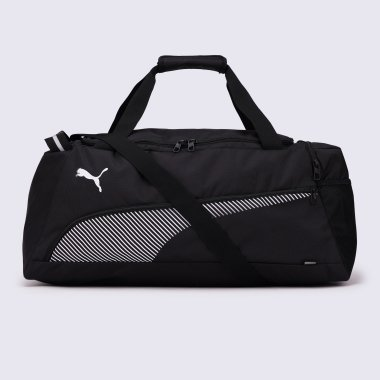Сумки puma Fundamentals Sports Bag M - 125401, фото 1 - интернет-магазин MEGASPORT