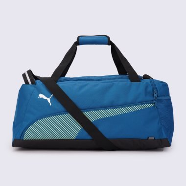 Сумки puma Fundamentals Sports Bag M - 125402, фото 1 - интернет-магазин MEGASPORT