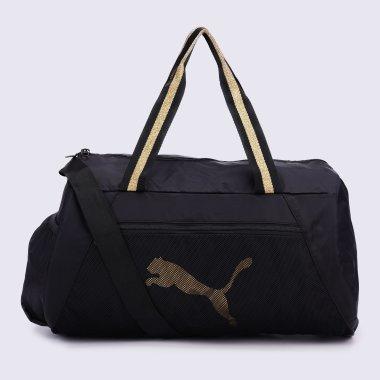 Сумки puma AT ESS Barrel Bag - 126733, фото 1 - інтернет-магазин MEGASPORT