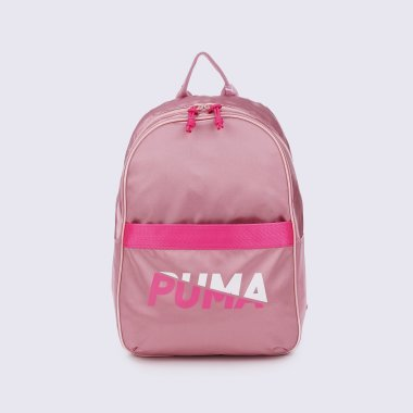 Рюкзаки puma Wmn Core Base Backpack - 125416, фото 1 - интернет-магазин MEGASPORT