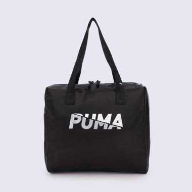 Сумки puma Wmn Core Base Large Shopper - 125420, фото 1 - интернет-магазин MEGASPORT
