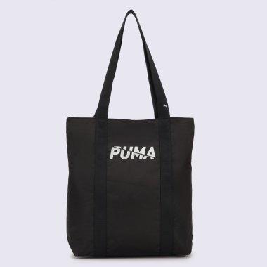 Сумки puma Wmn Core Base Shopper - 125570, фото 1 - інтернет-магазин MEGASPORT