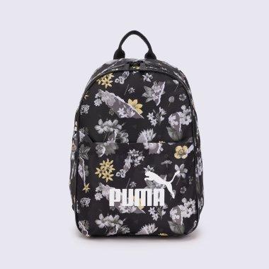 Рюкзаки puma Wmn Core Seasonal Backpack - 125421, фото 1 - интернет-магазин MEGASPORT
