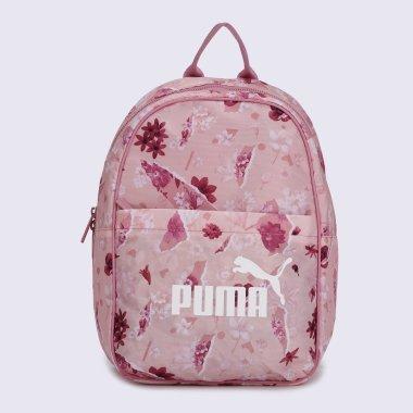 Рюкзаки puma Wmn Core Seasonal Backpack - 125952, фото 1 - интернет-магазин MEGASPORT