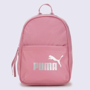 Рюкзаки puma Wmn Core Up Backpack - 125572, фото 1 - интернет-магазин MEGASPORT