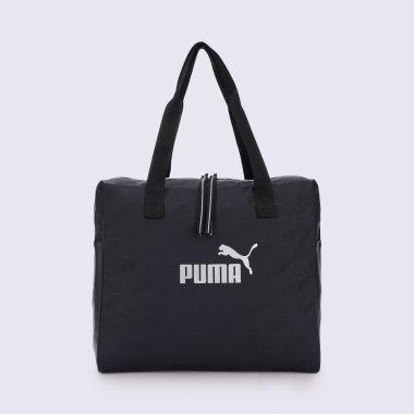 Сумки puma Wmn Core Up Large Shopper - 125422, фото 1 - интернет-магазин MEGASPORT