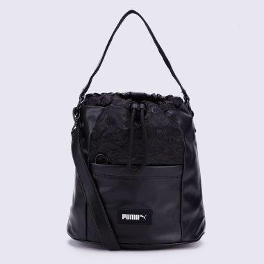 Сумки puma Prime Classics Bucket Bag - 127150, фото 1 - інтернет-магазин MEGASPORT