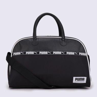 Сумки puma Campus Grip Bag - 125576, фото 1 - інтернет-магазин MEGASPORT