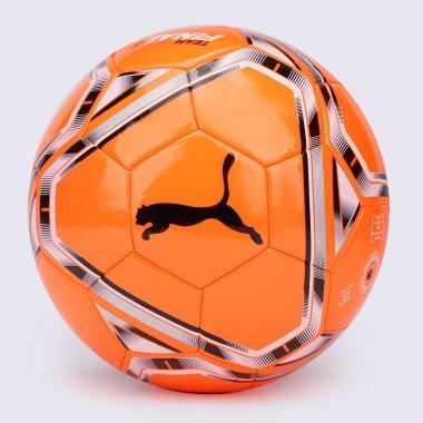 Мячи и Насосы puma Final 6 Ms Ball - 127155, фото 1 - интернет-магазин MEGASPORT