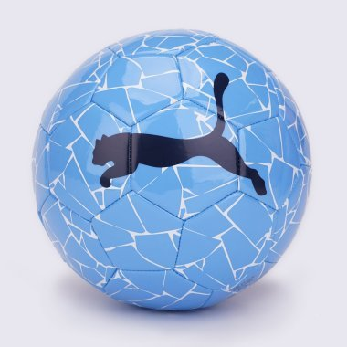 М'ячі і Насоси puma MCFC Ftblcore Fan Ball - 124580, фото 1 - інтернет-магазин MEGASPORT