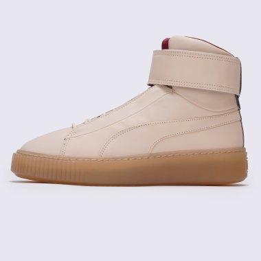 Ботинки puma Platform Mid Wns - 127501, фото 1 - интернет-магазин MEGASPORT