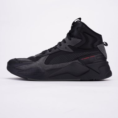 Кроссовки puma RS-X Midtop Binary Code - 125669, фото 1 - интернет-магазин MEGASPORT