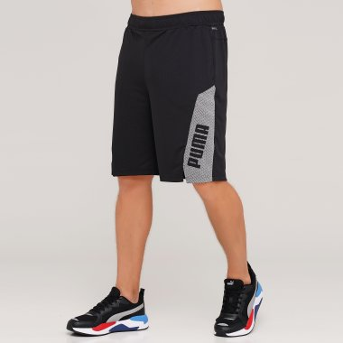 Шорти puma Train Knit 10' Session Short - 125743, фото 1 - інтернет-магазин MEGASPORT