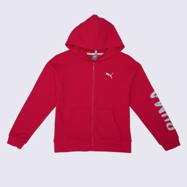 Кофти puma Alpha Sweat Jacket - 127173, фото 1 - інтернет-магазин MEGASPORT