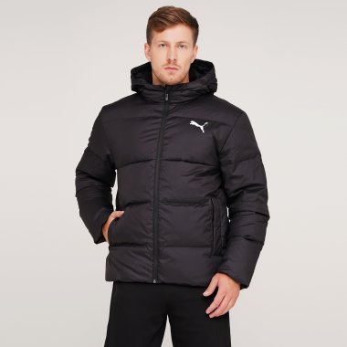 Пуховики puma Ess+ Down Jacket - 125751, фото 1 - інтернет-магазин MEGASPORT