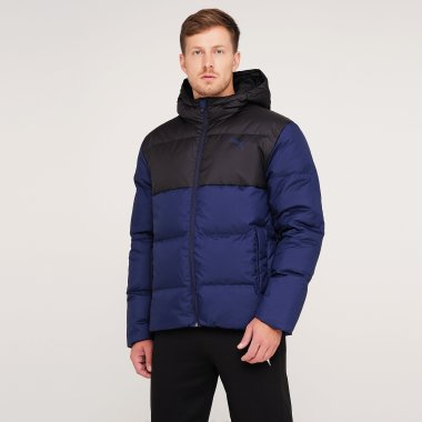 Пуховики puma Ess+ Down Jacket - 125752, фото 1 - інтернет-магазин MEGASPORT