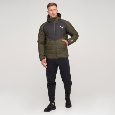 Куртки puma Warmcell Padded Jacket - 125761, фото 1 - интернет-магазин MEGASPORT