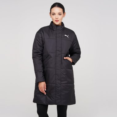 Куртки puma Ess+ Long Padded Coat - 125765, фото 1 - интернет-магазин MEGASPORT