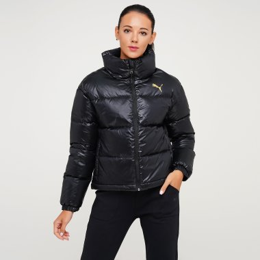 Пуховики puma Shine Down Jacket - 125768, фото 1 - интернет-магазин MEGASPORT