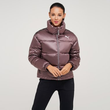 Пуховики puma Shine Down Jacket - 125769, фото 1 - интернет-магазин MEGASPORT