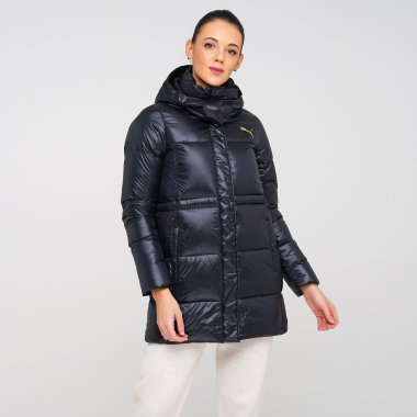 Пуховики puma Cocoon Down Coat - 125774, фото 1 - интернет-магазин MEGASPORT