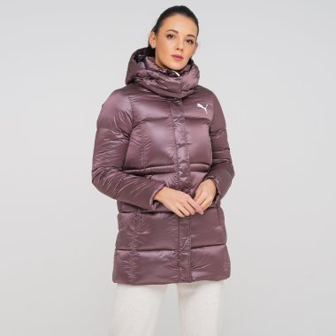 Пуховики puma Cocoon Down Coat - 126675, фото 1 - интернет-магазин MEGASPORT