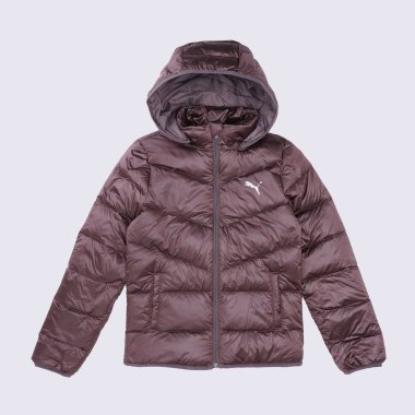 Пуховики puma Light Down Jacket G - 125776, фото 1 - інтернет-магазин MEGASPORT