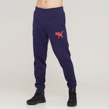 Спортивні штани puma Athletics Pants - 125793, фото 1 - інтернет-магазин MEGASPORT