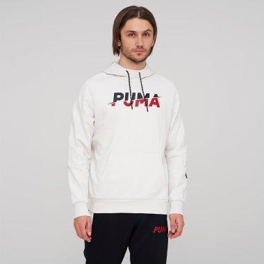 Кофты puma Modern Sports Hoodie - 126686, фото 1 - интернет-магазин MEGASPORT