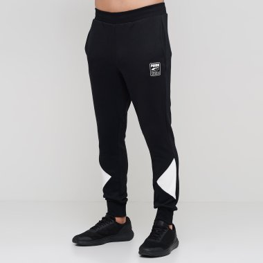 Спортивні штани puma Rebel Pants Block - 125480, фото 1 - інтернет-магазин MEGASPORT