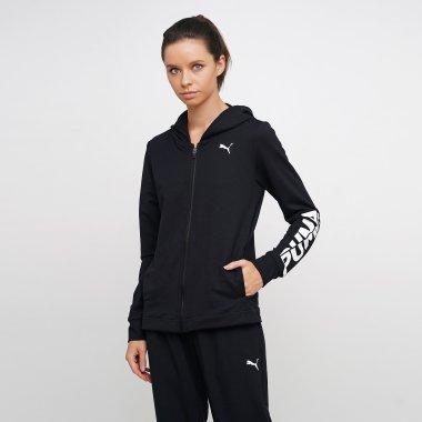 Кофты puma Modern Sports Fullzip Hoodie - 125487, фото 1 - интернет-магазин MEGASPORT